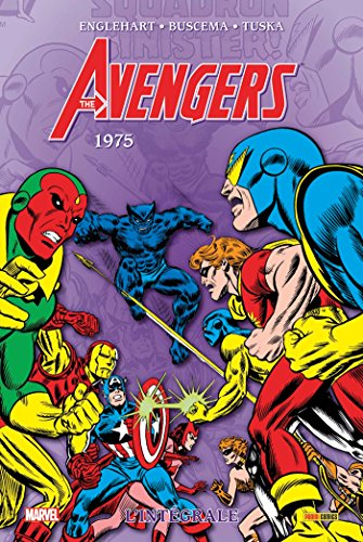 The Avengers, Intégrale : 1975 par Collectif