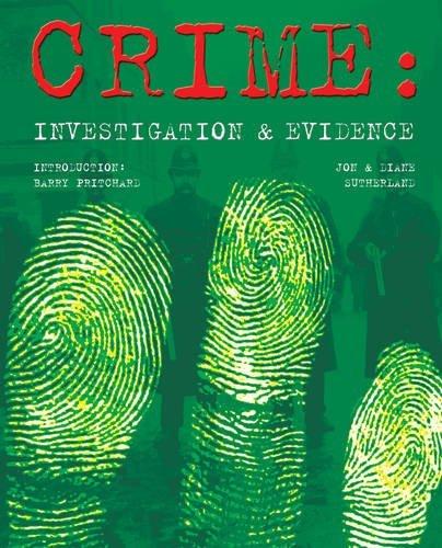 Crime: Investigation & Evidence by Jon Sutherland (2010-10-29)