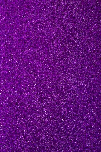 Neptun Glitzer-Folie lila DIN A4