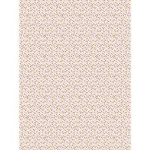 1 blatt decopatch papier nr 782 metallic muster rosa punkte - Bastelpapier Muster