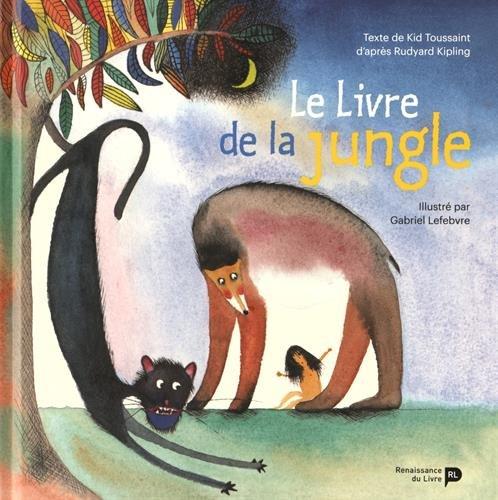 Le livre de la jungle par