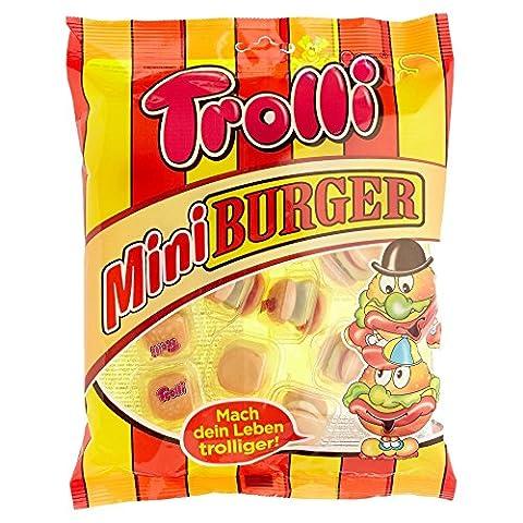 Trolli Mini Burger, 170 g
