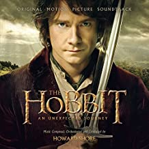 The Hobbit: An Unexpected Journey By Howard Shore (2012-12-10)