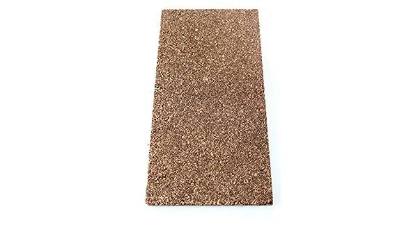 Fußbodenunterlage ~ Korkplatte dämmkork parkettunterlage trittschalldämmung 100 x 50 cm
