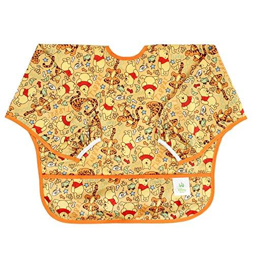 40 Bumkins - Disney Lätzchen mit Ärmeln - Pooh Bär im Wald (Winnie The Pooh Baby-outfit)