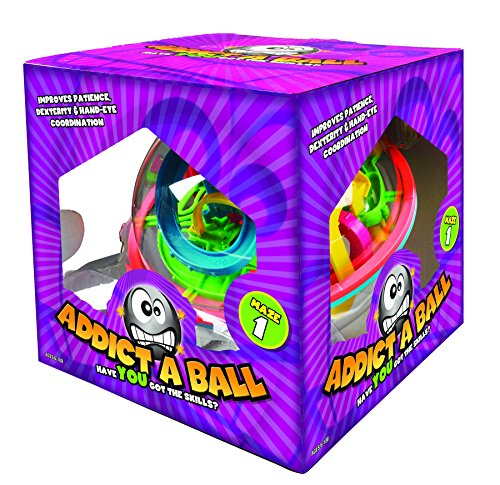 Addictaball Large Maze 1 Puzzle Game