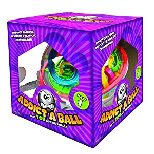 Addict A Ball- Juego de Habilidad, 20 cm, The Sales Partnership SKU