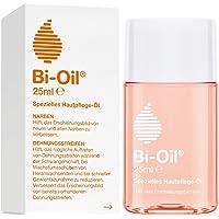 Bi-Oil Hautpflege-Öl, Spezielles Pflegeprodukt für Narben & Dehnungsstreifen (25 ml)