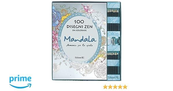 Disegno Bagno Da Colorare : Amazon disegni zen da colorare aa vv libri