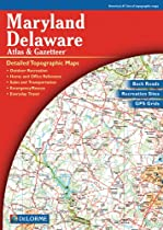 Maryland/Delaware (State gazetteers)