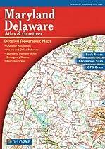 Maryland/Delaware (State gazetteers)