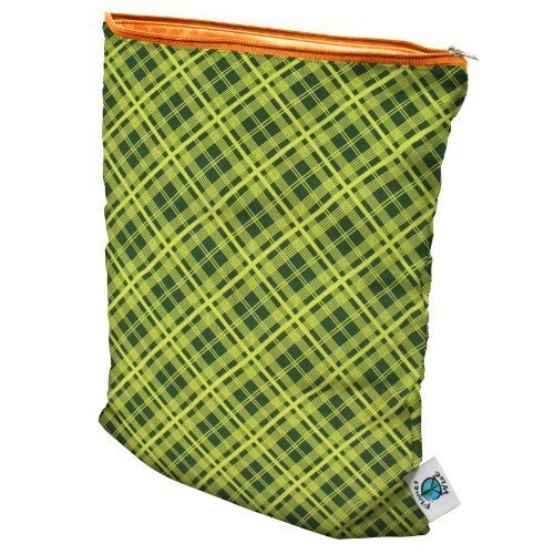 planet-wise-wet-bag-small-lime-plaid-by-planet-wise-inc-english-manual