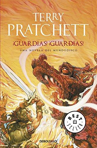 ¡Guardias! ¡Guardias! (Mundodisco 8) (BEST SELLER) por Terry Pratchett
