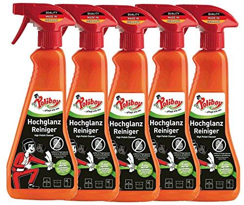 Productos de limpieza Poliboy para distintas superficies en diferentes tamaños, fabricado en...