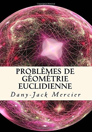 Problèmes de géométrie euclidienne