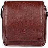 The Clownfish Vegan Leather | Leatherette |Tablet Sling Bag | Messenger Bag| Tablet Bag| SLing Bag|Messenger Bag