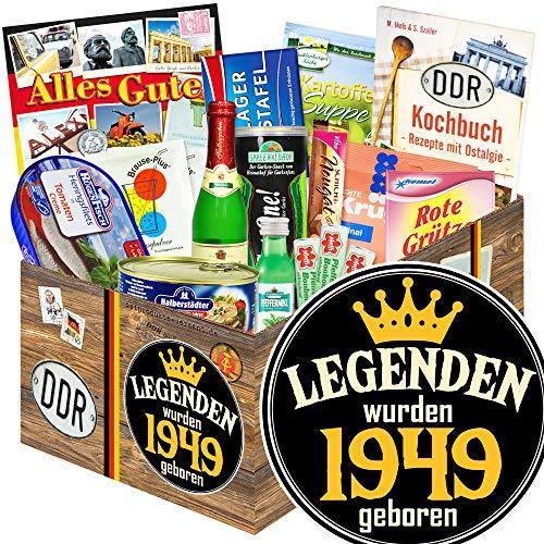 Legenden 1949 + DDR Set + Geschenkset Männer