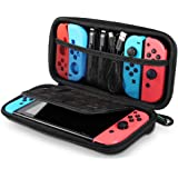 UGREEN Shockproof Case compatible for Nintendo Switch,Travel Carrying Case Bag with Carved soft Liner, compatible for Nintend