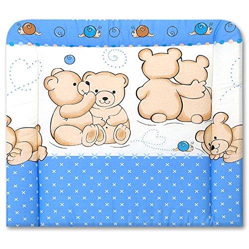 Wickeltischauflage 70x85cm D38 Wickelkommode Wickeln Baby Auflage Wickelauflage