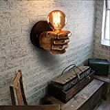 Loft industrielle / Cafe wandleuchte / Harz wandleuchte / Lodge Antike Vintage Retro Malerei Feature für Mini Stil Umgebungslicht Wandleuchten Wandleuchte