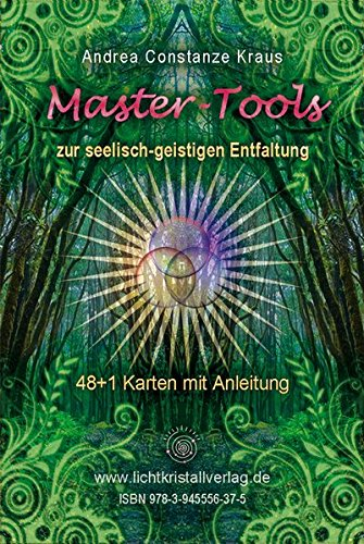 Master-Tools, Kartenset: zur seelisch-geistigen Entfaltung