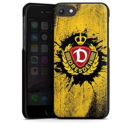 Apple iPhone 6 Plus Hülle Case Handyhülle SG Dynamo Dresden Fanartikel Fußball Hard Case schwarz