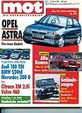MOT - Die Autozeitschrift, Heft 9/1990, Test & Technik der Youngtimer der 90er