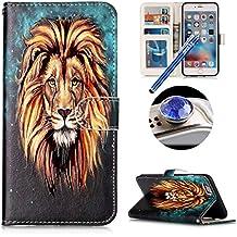 Accessori per smartwatches Farfalla Blu Baiwoda Custodia iPhone 6