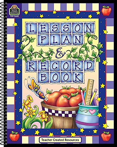 Lesson Plan and Record Book -