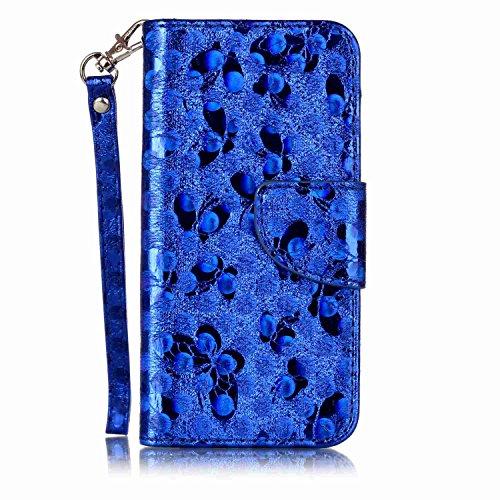 Custodia-iPhone-6S-Cover-iPhone-6-JAWSEU-Apple-iPhone-66S-47-Custodia-Cover-Portafoglio-Pell-Lusso-Liscio-Farfalla-Creativo-Wallet-Pouch-Custodia-per-iPhone-66S-Leather-Flip-Cover-con-Morbido-Silicone