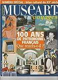 """MUSEART VOYAGES [No 95] du 01/09/1999 - """"ACTUALITES - ART INFOS - LE LIT DU NABAB. LE TINTORET D'AGEN - FORUM - LE COURRIER DES LECTEURS - LIVRES - LES NOUVEAUTES DE LA RENTREE - AGENDA EXPOS - MIQUEL BARCELO A MADRID ; BALTHUS-A DIJON. VICTOR BRAUNER ET PIERRE BONNARD EN SUISSE - INVITATION AU VOYAGE - SAISON UKRAINIENNE EN FRANCE. PERPIGNAN NOIR SUR BLANC - DOSSIER - BILAN DU 20E SIECLE - ANALYSE - ENTRETIEN AVEC PHILIPPE DAGEN, CRITIQUE ET HISTORIEN D'ART - BEAU..."""