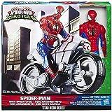 Spiderman - Figura 32 cm + vehículo surtido (Hasbro B5790EU40)
