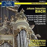 Bach: Orgelwerke