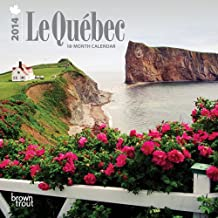 Le Quebec 2014 18-Month Calendar