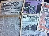 Telecharger Livres 4 numeros de L Officiel du Chomage le seul journal qui ne demande qu a disparaitre N 1 2 3 6 1975 76 (PDF,EPUB,MOBI) gratuits en Francaise