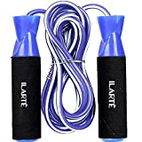 Best Kids Jump Ropes - ILARTE Jump Skipping Rope for Men Gym Women Review