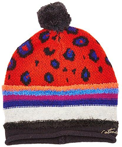 Catimini - SPIRIT ETHNIQUE, Cappello per bambine e ragazze, rosso (coquelicot), 4 anni