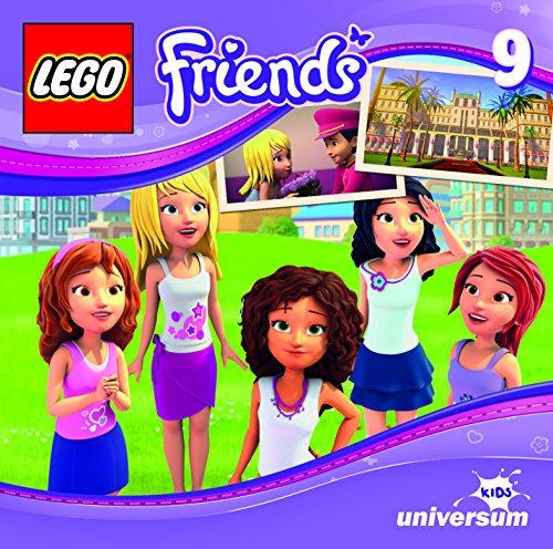 Lego Friends (CD 9) (Bücher über Die Familie Abendessen)
