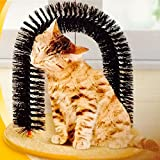 Vlunt Arch Perfect for Cats & Kittens Groomer As Seen On TV 1 Bag Catnip FREE