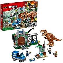LEGO Juniors - Fuga del T. rex, juego de construcción (10758)