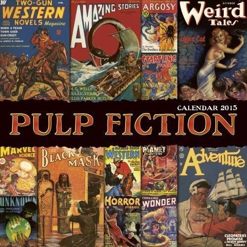 Pulp Fiction wall calendar 2015 (Art calendar)