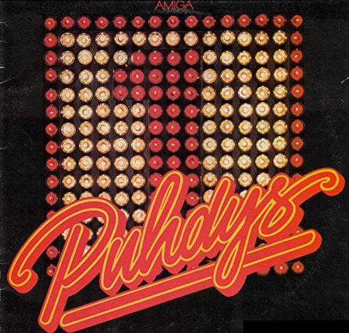 Puhdys / Puhdys 1 / 1980 / Bildhülle mit bedruckter ORIGINAL Innenhülle / AMIGA # 8 55 348 /855348 / Deutsche Pressung / 12 Zoll Vinyl Langspiel-Schallplatte /
