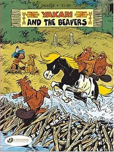 Yakari - tome 3 And the Beavers (03)