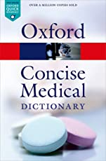 Concise Medical Dictionary (Oxford Quick Reference)