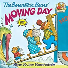 Berenstain Bears Moving Day (Berenstain Bears First Time Books)