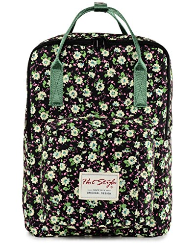 hotstyle-fashion-printed-bestie-cute-floral-laptop-backpack-for-school-girls-green