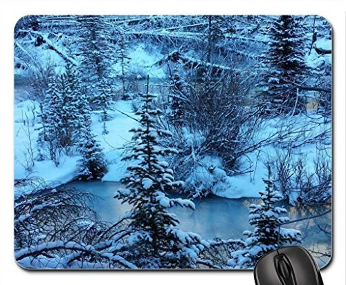 Beartooth Wilderness Mouse Pad, Mousepad (Forests Mouse Pad)
