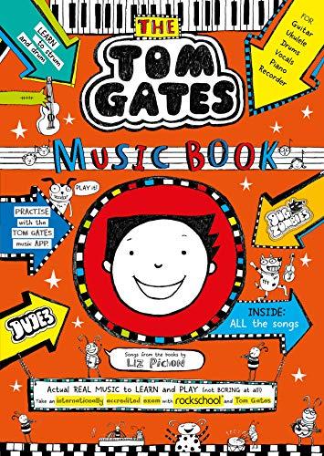 Tom Gates: The Music Book (English Edition) eBook: Pichon, Liz ...