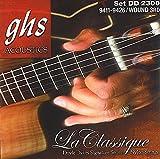 GHS DD2300 Jeu de cordes pour Guitare classique Signature Doyle Dykes