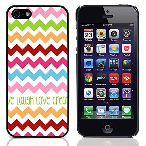 Graphic4You PLAID Muster Harte Hülle Case Tasche Schutzhülle für Apple iPhone 5 und 5S Design #6